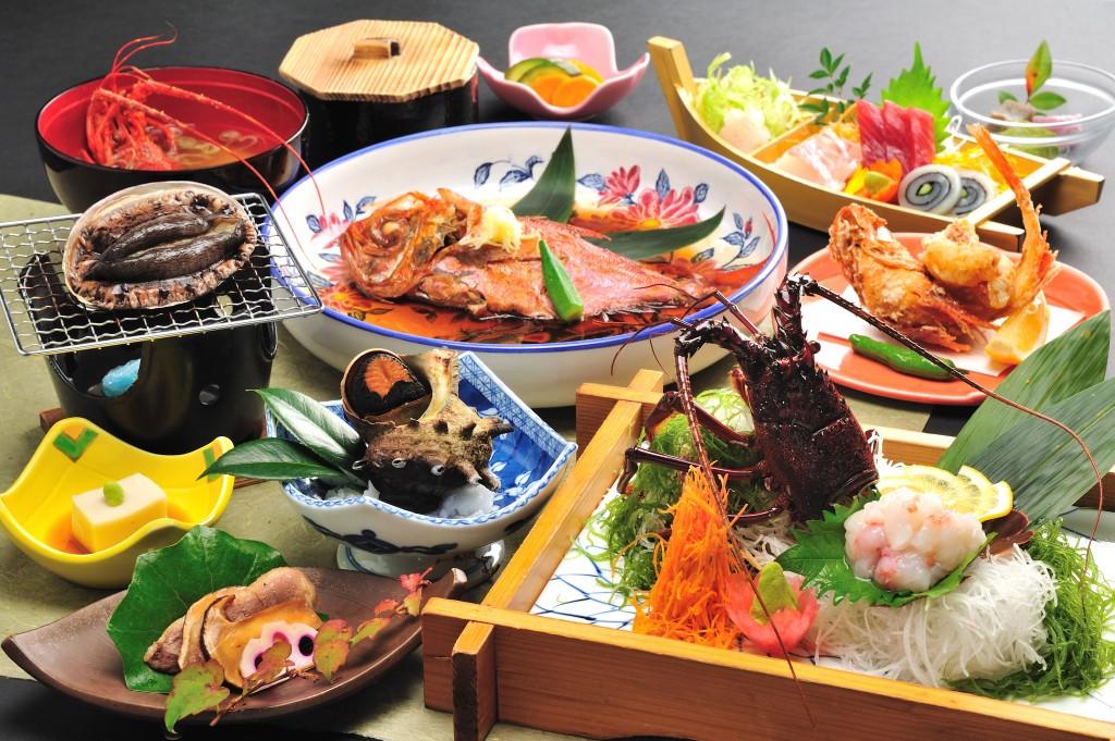 伊豆の海5大味覚料理